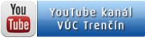 Youtube kanál VÚC Trenčín