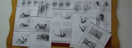 Cvičenie v telocvični - Dscf5404