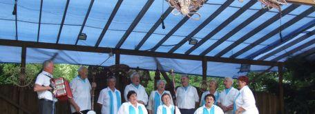 Praznovské folklórne slávnosti 2011 - Dscf8030