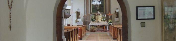 Návšteva a prehliadka kostolov v dolnom moštenci, slopnej a pružine - m_DSCN0620